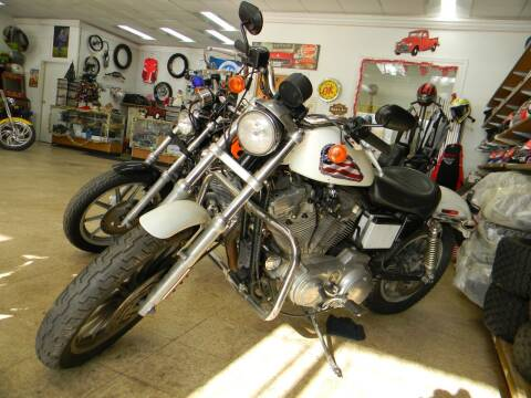 2002 Harley-Davidson Sportster for sale at A C Auto Sales in Elkton MD