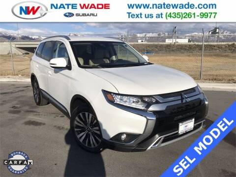 2020 Mitsubishi Outlander for sale at NATE WADE SUBARU in Salt Lake City UT