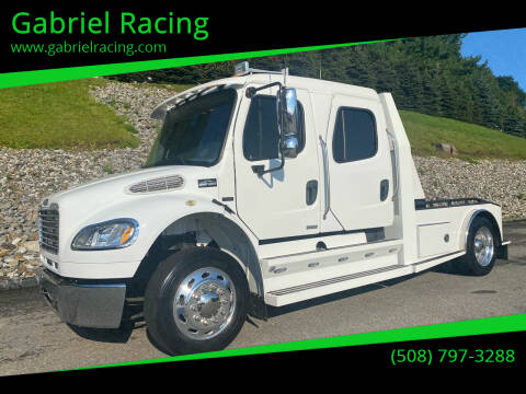 2007 Freightliner M2 106 for sale at Gabriel Racing in Worcester MA