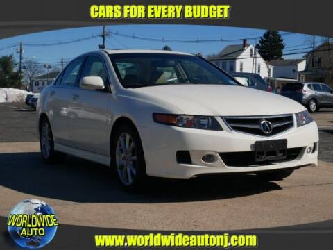 2008 Acura TSX for sale at Worldwide Auto in Hamilton NJ
