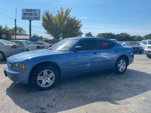 2007 Dodge Charger for sale at Dave-O Motor Co. in Haltom City TX