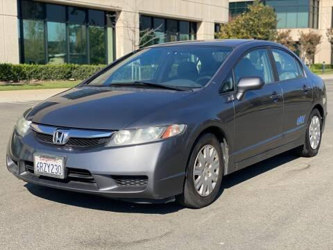 2011 Honda Civic for sale at Silmi Auto Sales in Newark CA