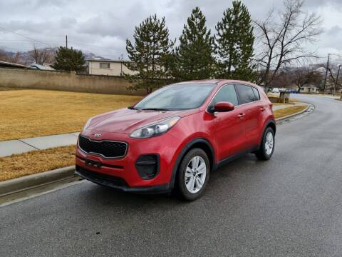 2018 Kia Sportage for sale at A.I. Monroe Auto Sales in Bountiful UT