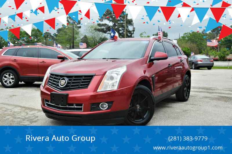 2014 Cadillac SRX for sale at Rivera Auto Group in Spring TX