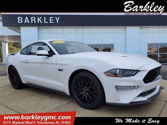 2018 Ford Mustang for sale in Tuscaloosa, AL
