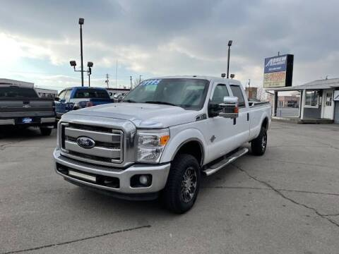 2016 Ford F-350 Super Duty for sale at Orem Auto Outlet in Orem UT
