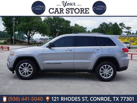 2015 Jeep Grand Cherokee for sale at Your Car Store in Conroe TX