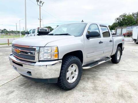 2012 Chevrolet Silverado 1500 for sale at Scruggs Motor Company LLC in Palatka FL