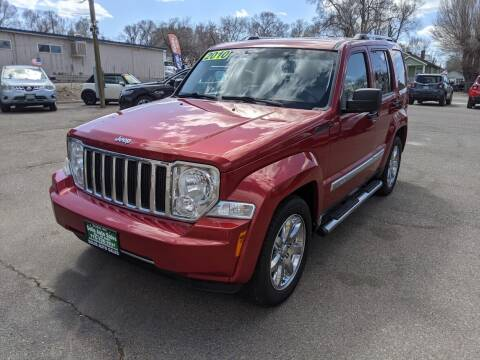 2010 Jeep Liberty for sale at SOLIS AUTO SALES INC in Elko NV