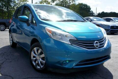 2015 Nissan Versa Note for sale at CU Carfinders in Norcross GA