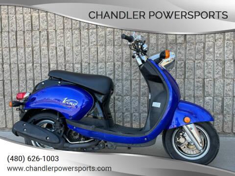 2006 Yamaha Vino 125 for sale at Chandler Powersports in Chandler AZ