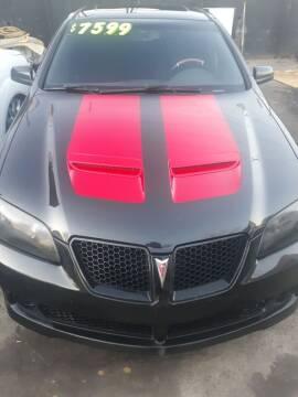 2009 Pontiac G8 for sale at Empire Automotive of Atlanta in Atlanta GA