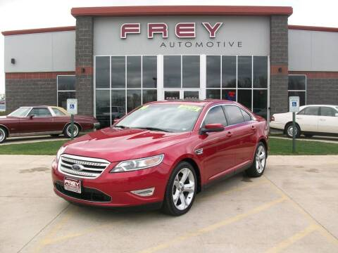 2010 Ford Taurus for sale at Frey Automotive in Muskego WI