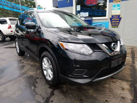 2016 Nissan Rogue for sale at Bizzarro`s Fleetwing Auto Sales in Erie PA