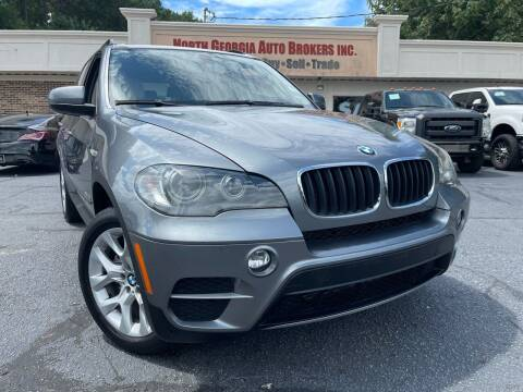 2011 BMW X5 for sale at North Georgia Auto Brokers in Snellville GA