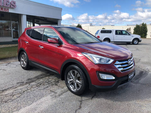 2013 Hyundai Santa Fe Sport for sale at Haynes Auto Sales Inc in Anderson SC