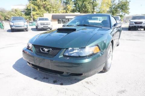 2001 Ford Mustang for sale at patrick kelley in Bonner Springs KS