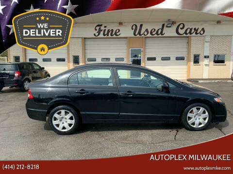 2009 Honda Civic for sale at Autoplex 2 in Milwaukee WI