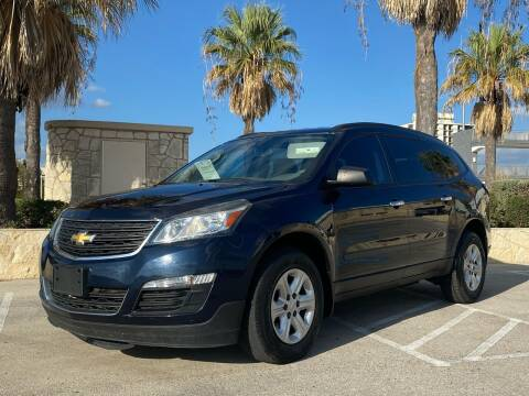 2016 Chevrolet Traverse for sale at Motorcars Group Management - Bud Johnson Motor Co in San Antonio TX