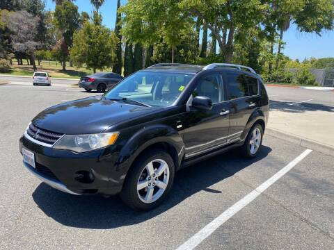 2008 Mitsubishi Outlander for sale at Car Tech USA in Whittier CA