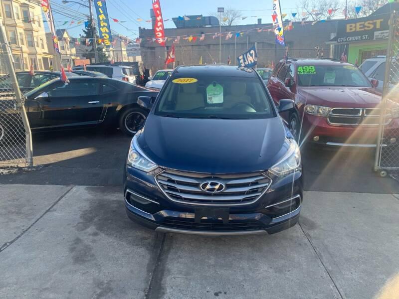 2017 Hyundai Santa Fe Sport for sale at Best Cars R Us LLC in Irvington NJ