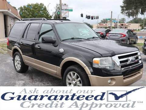 2012 Ford Expedition for sale at Universal Auto Sales in Plant City FL