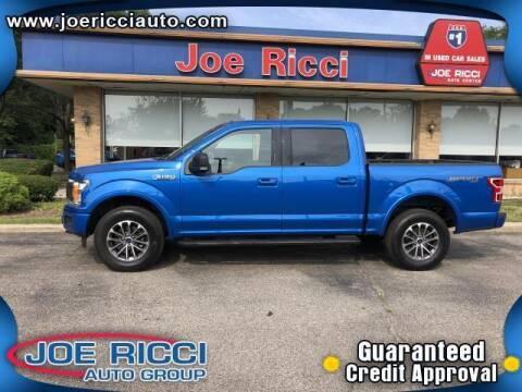 2020 Ford F-150 for sale at JOE RICCI AUTOMOTIVE in Clinton Township MI