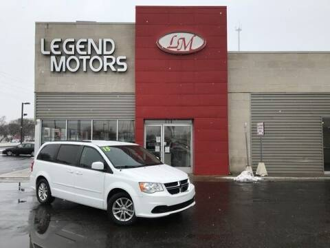 2015 Dodge Grand Caravan for sale at Legend Motors of Waterford - Legend Motors of Ferndale in Ferndale MI
