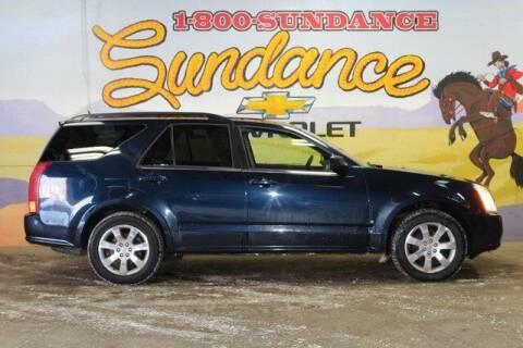 2007 Cadillac SRX for sale at Sundance Chevrolet in Grand Ledge MI