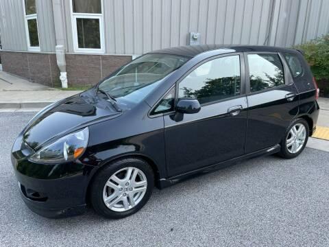 2008 Honda Fit for sale at AMERICAR INC in Laurel MD