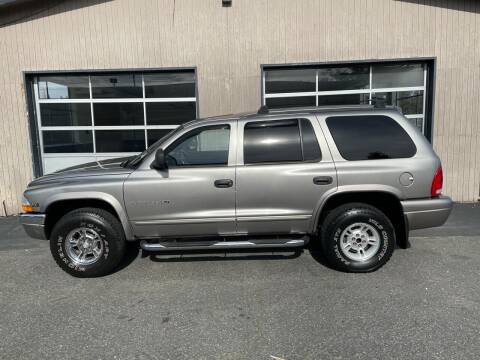 1999 Dodge Durango for sale at Westside Motors in Mount Vernon WA