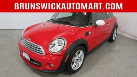 2012 MINI Cooper Hardtop for sale at Brunswick Auto Mart in Brunswick OH