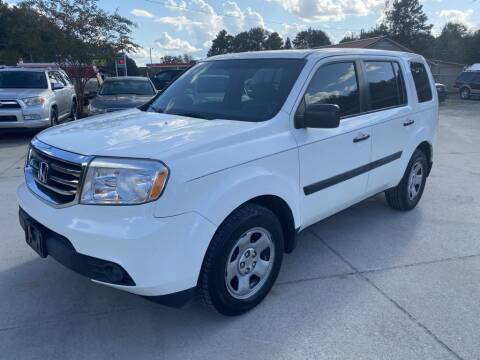 2014 Honda Pilot for sale at Auto Class in Alabaster AL