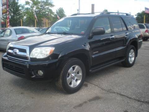 2008 Toyota 4Runner for sale at Automotive Center in Detroit MI