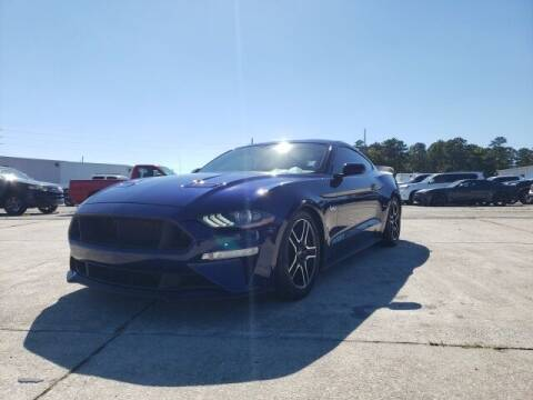 2019 Ford Mustang for sale at Hardy Auto Resales in Dallas GA
