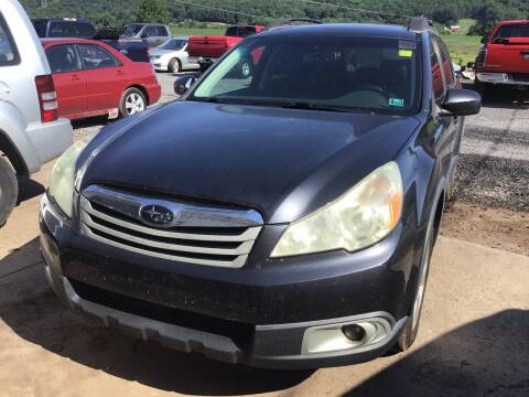 2011 Subaru Outback for sale at Troys Auto Sales in Dornsife PA