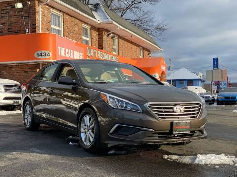 2016 Hyundai Sonata for sale at Bloomingdale Auto Group - The Car House in Butler NJ