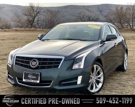 2013 Cadillac ATS for sale at Premier Auto Group in Union Gap WA