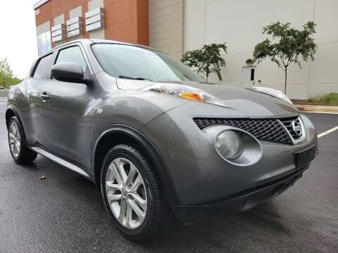 2013 Nissan JUKE for sale at ELAN AUTOMOTIVE GROUP in Buford GA