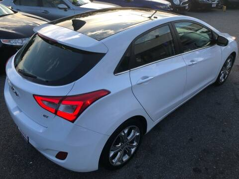 2014 Hyundai Elantra GT for sale at Trimax Auto Group in Norfolk VA