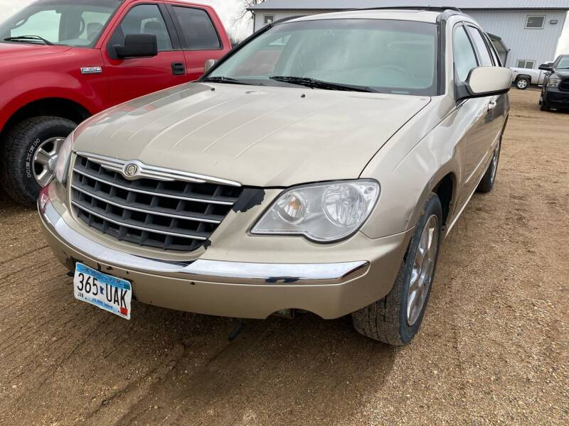 2008 Chrysler Pacifica for sale at RDJ Auto Sales in Kerkhoven MN