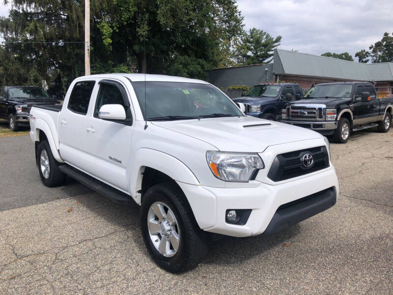 2015 Toyota Tacoma for sale at Chris Auto Sales in Springfield MA