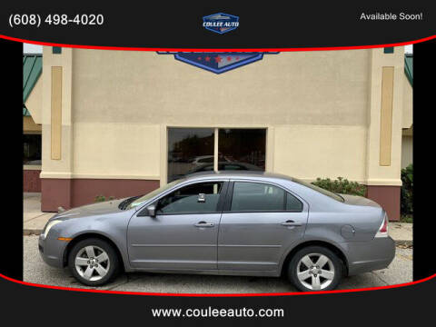 2006 Ford Fusion for sale at Coulee Auto in La Crosse WI