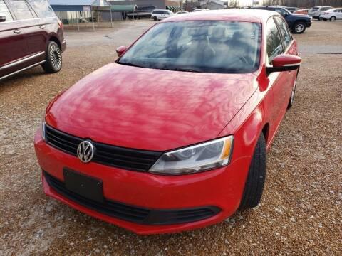 2012 Volkswagen Jetta for sale at Scarletts Cars in Camden TN