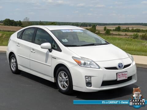 2010 Toyota Prius for sale at Bob Walters Linton Motors in Linton IN