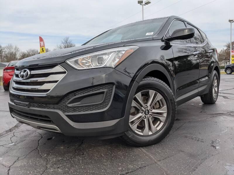 2015 Hyundai Santa Fe Sport for sale at West Point Auto Sales in Mattawan MI