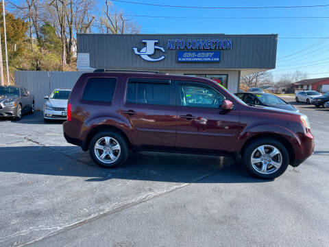 2012 Honda Pilot for sale at JC AUTO CONNECTION LLC in Jefferson City MO
