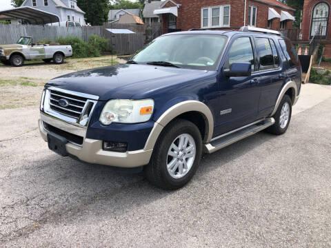 2006 Ford Explorer for sale at Kneezle Auto Sales in Saint Louis MO