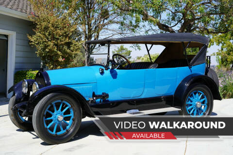 1919 Cadillac Type 57 for sale at ConsignCarsOnline.com in Oceano CA