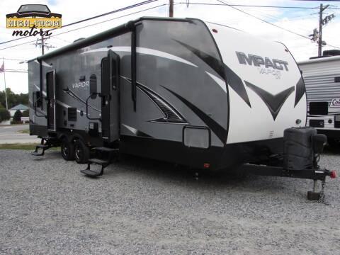 2017 Keystone Impact Vapor 29v for sale at High-Thom Motors - RV's in Thomasville NC